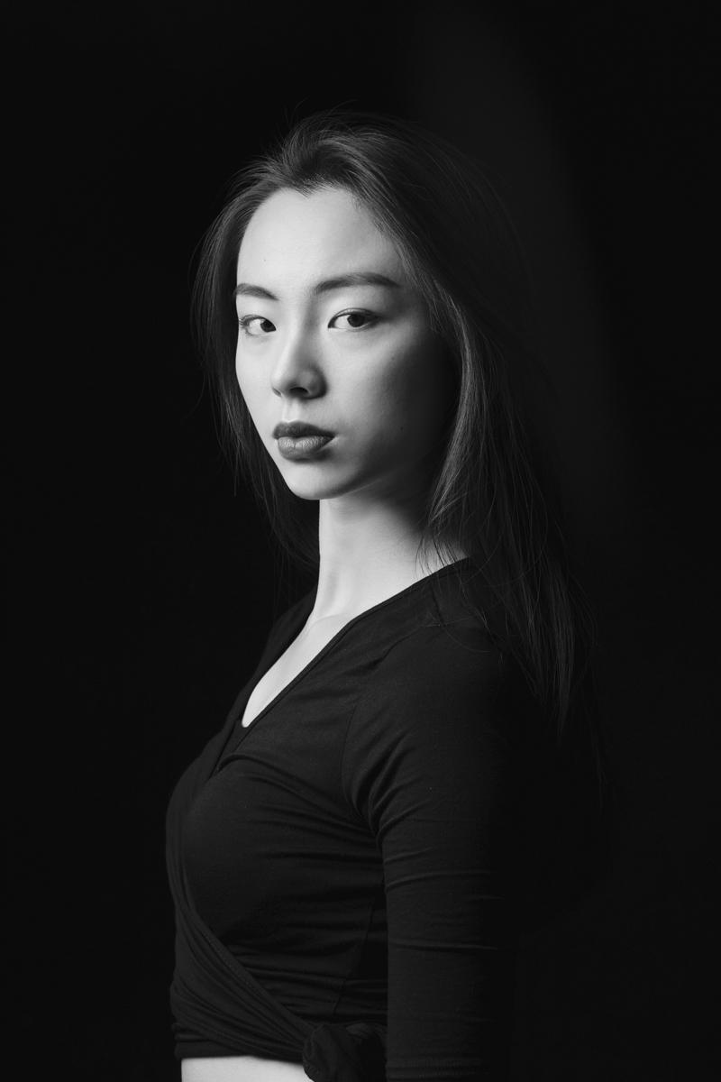 14 刘京卓-模特-浙江理工大学